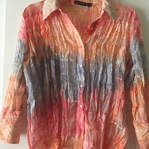 Tops - Cute spring/summer button down blouse